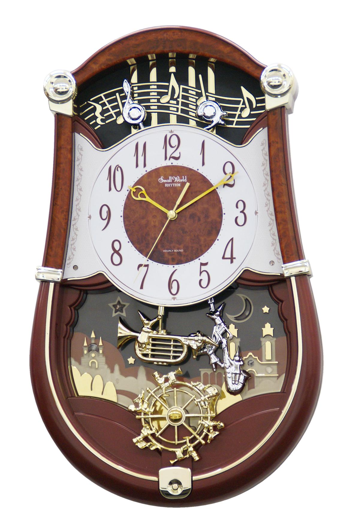 Clock dealer clock repair mobile clock repair howard miller 4mh820wr23 amipublicfo Images