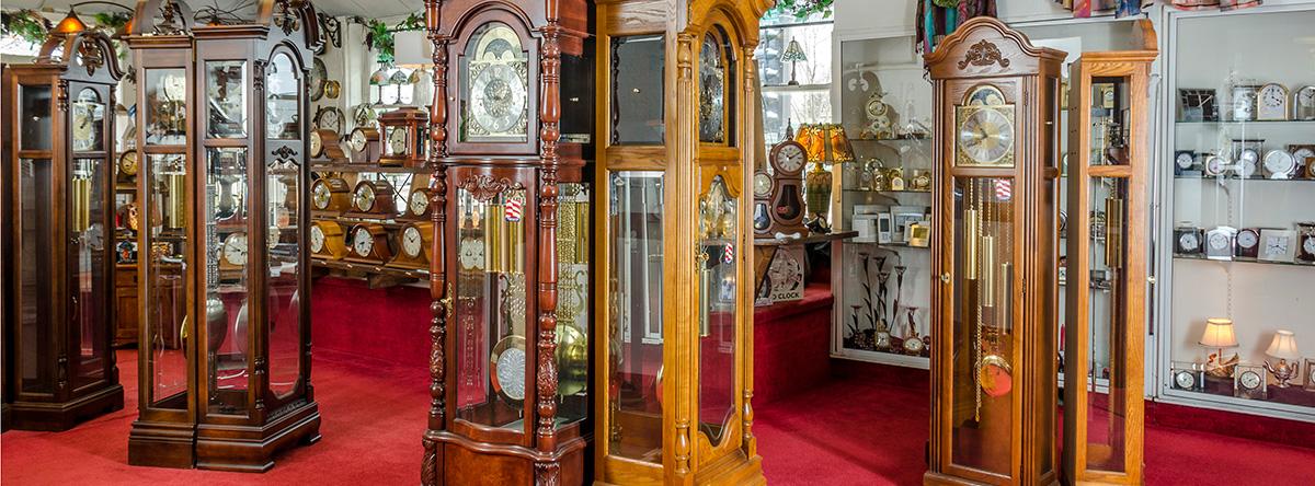 Clock Sales